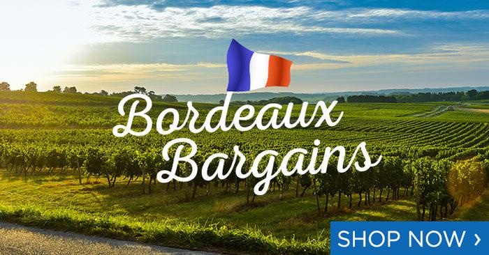 Bordeaux bargain wines