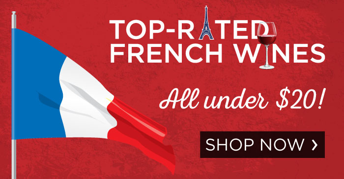 Top-Rated French Wines, all for under $20!