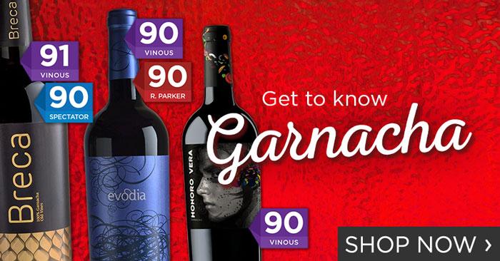 Get to Know Spanish Garnacha