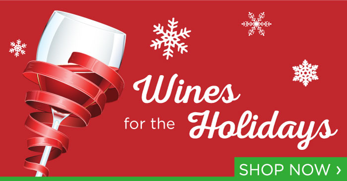 Hand-picked wines for the holidays