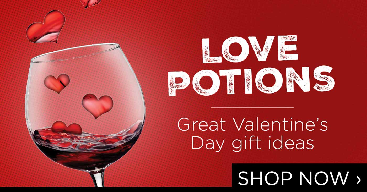Love Potions - Great Valentine's Day gift ideas