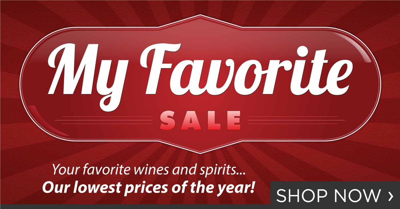 My Favorite Sale: Our lowest prices of the year!