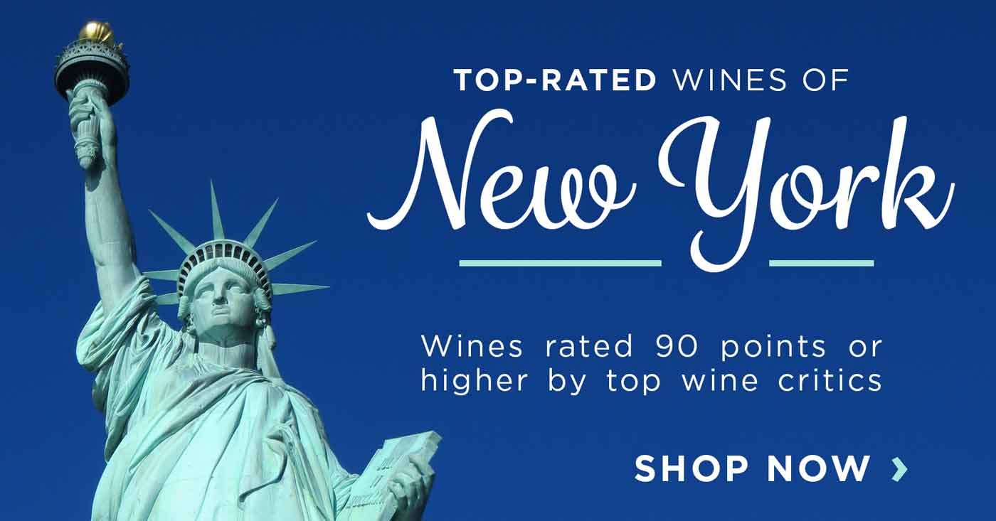 Top-Rated New York Wines