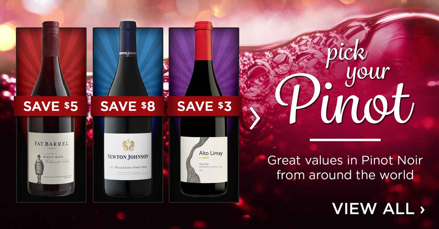 Pick Your Pinot