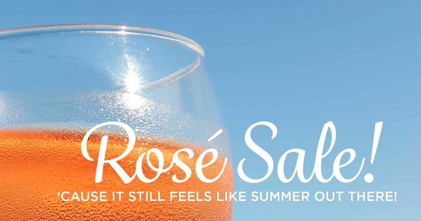 Rose Sale!