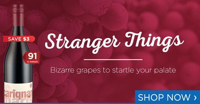 Stranger Things: Bizarre Grapes to Startle Your Palate