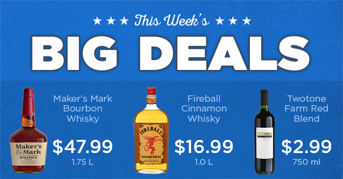 Save big on this week's big deals!