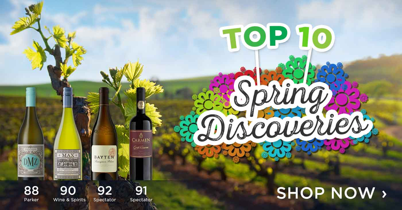 Top 10 Spring Discoveries
