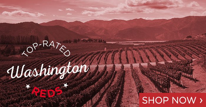 Top-Rated Washington State Red Wines