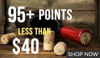 Ten 95-pt wines for under $40!