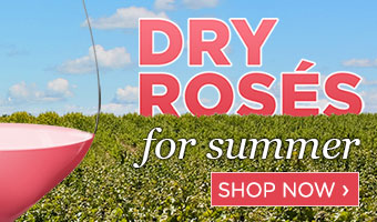 Save up to $7 on delicious dry roses for summer!
