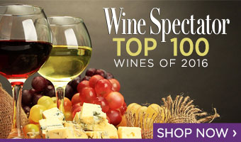 Shop wines from Wine Spectator's Top 100 Wines of 2016 list.