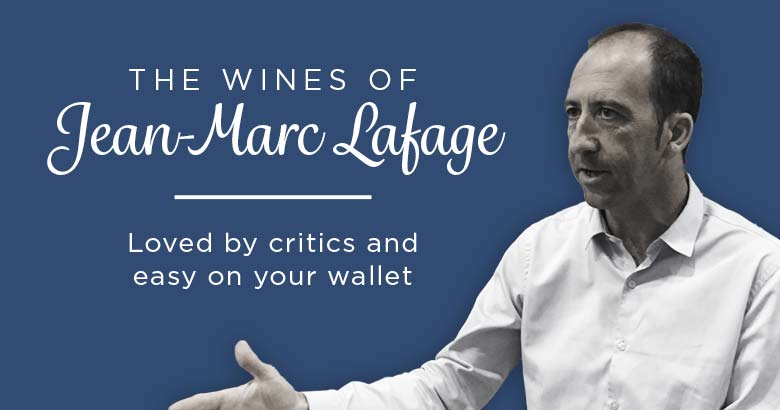 The wines of Jean-Marc Lafage