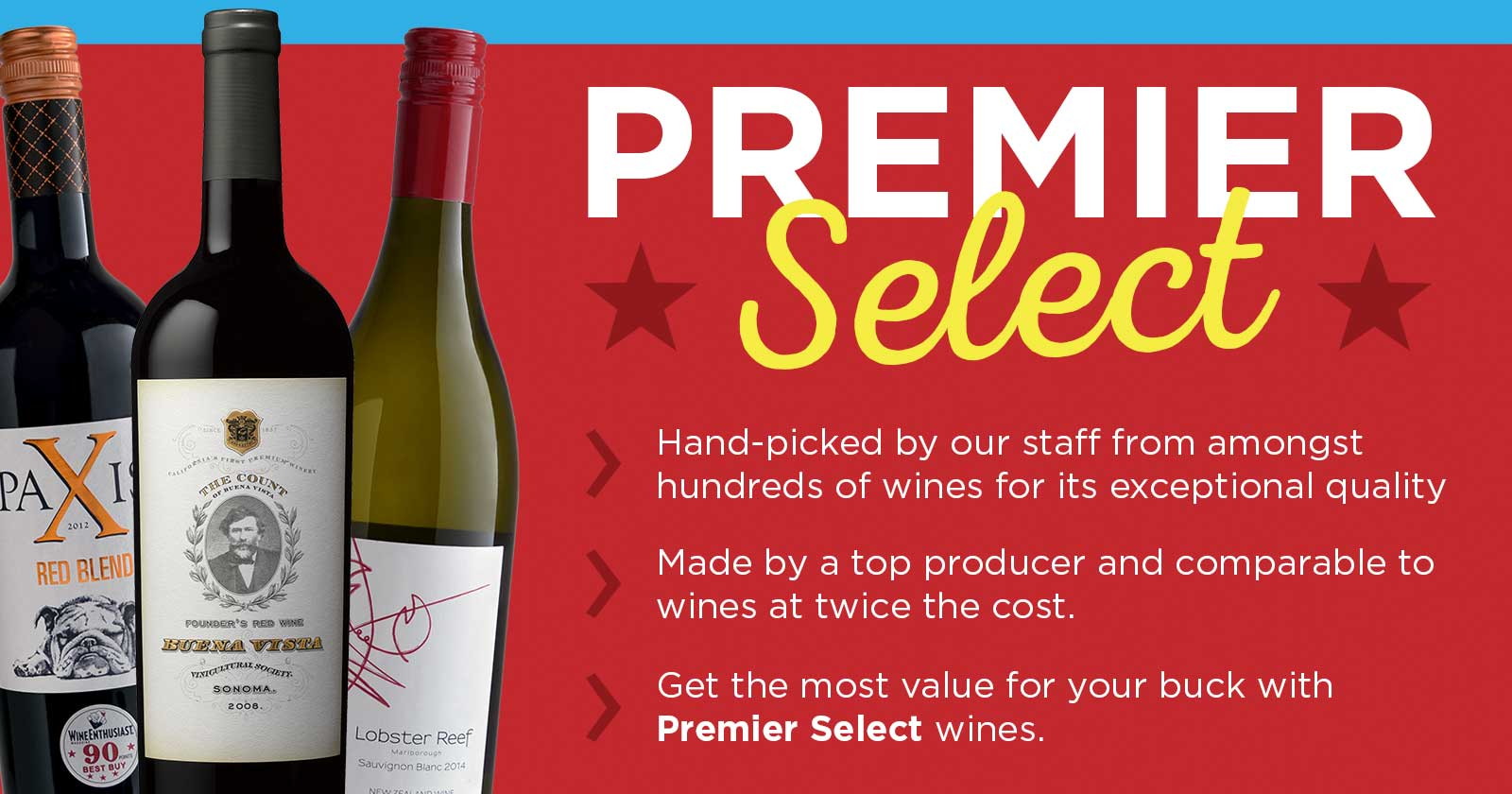 Premier Select Wines