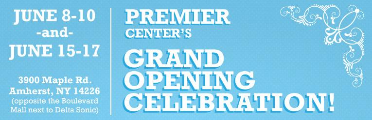 Premier Center's Grand Opening