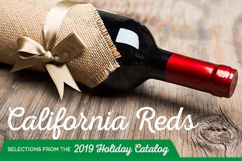 Catalog 2019: California Reds | WineTransit.com