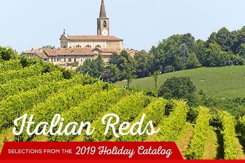 Catalog 2019: Italian Reds | WineDeals.com