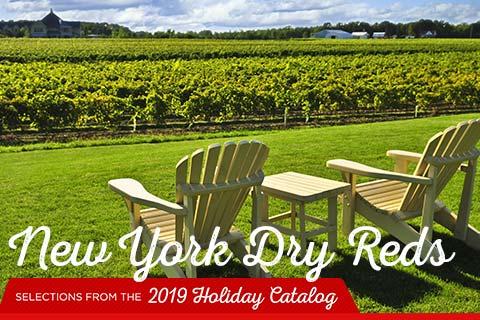 Catalog 2019: New York Dry Reds | WineDeals.com