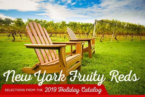 Catalog 2019: New York Fruity Reds | WineDeals.com