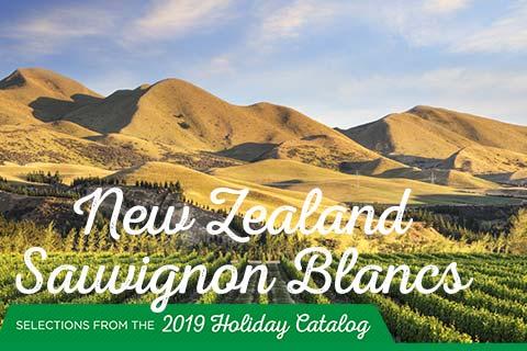Catalog 2019: New Zealand Sauvignon Blanc | WineMadeEasy.com