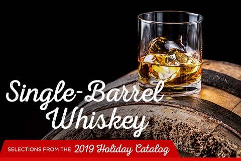 Catalog 2019: Single-Barrel Whiskey | WineTransit.com