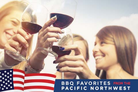 Celebrate the Fourth with BBQ favorite reds from the Pacific Northwest!   WineMadeEasy.com
