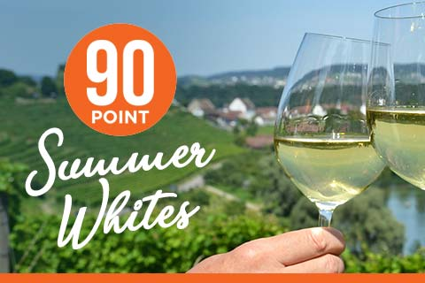 90-Point Summer Whites | WineDeals.com
