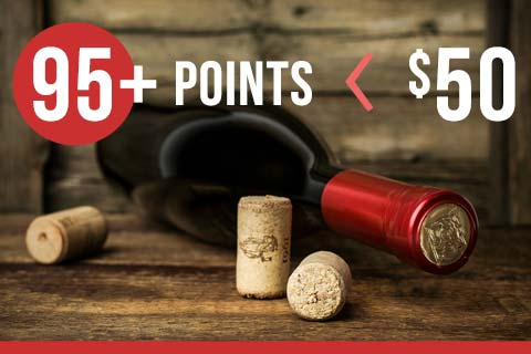 95-Pt Wines for Under $50   WineDeals.com