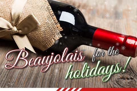 Beaujolais for the Holidays | WineMadeEasy.com