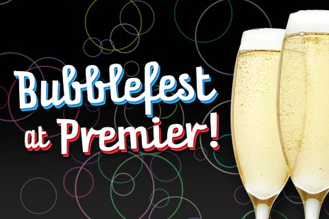 Bubblefest at Premier! | WineTransit.com
