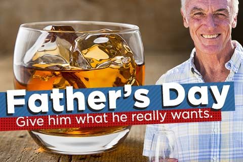 Wine & Whiskey for Dads | WineTransit.com