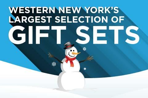 Shop WNY's largest selection of gift sets | WineTransit.com