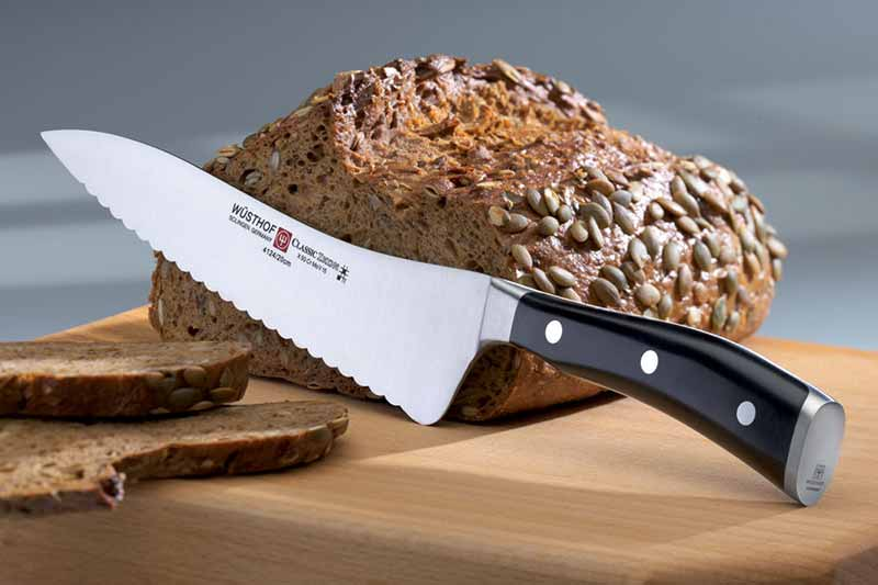 Browse Premium Bread Knives at Premier Gourmet