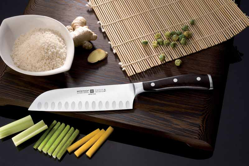 Buy High-End Santoku Knives at Premier Gourmet