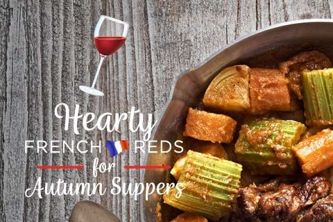 Hearty French reds for Autumn suppers | WineMadeEasy.com