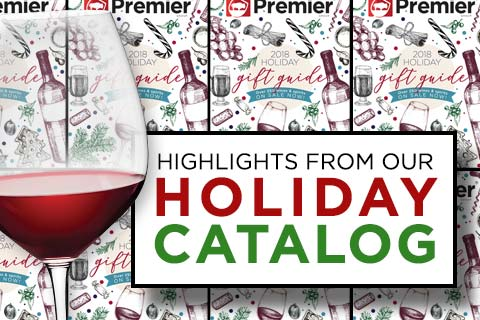 Highlights from our 2018 Holiday Catalog | WineDeals.com