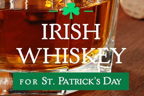 Irish Whiskey for St. Patrick's Day | WineMadeEasy.com