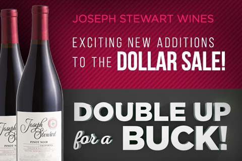 Double Up on Joseph Stewart Wines | WineMadeEasy.com