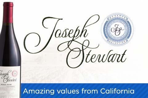 Joseph Stewart Wines | WineTransit.com