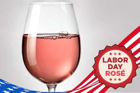 Labor Day Rose Sale!   WineMadeEasy.com