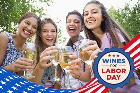 Labor Day Wine Deals | WineDeals.com