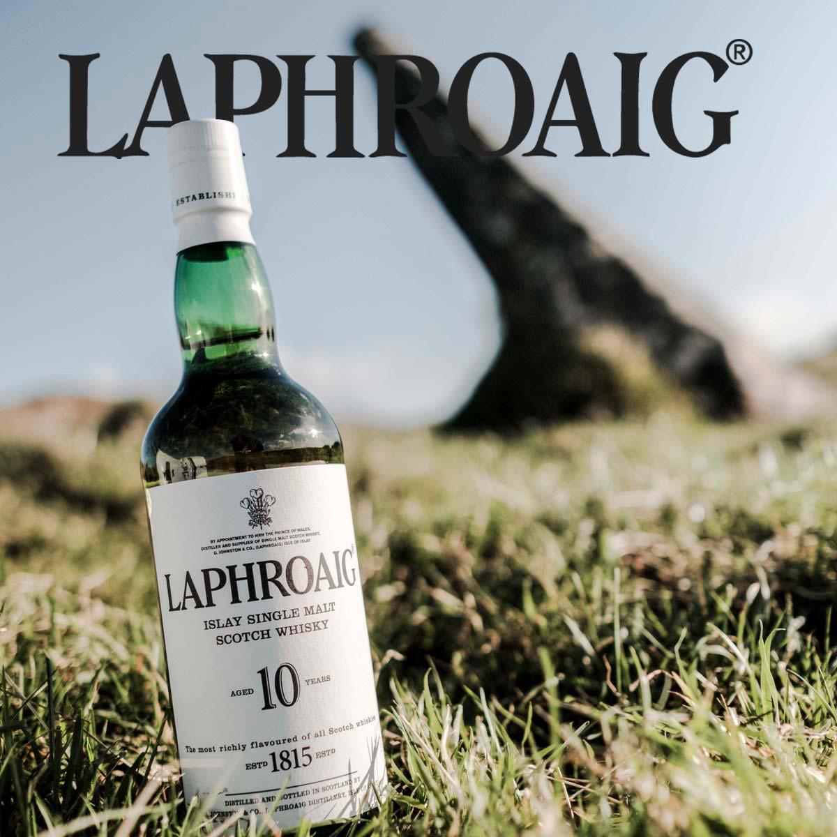 Laphroaig Tasting Experience   WineDeals.com