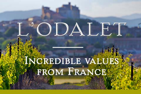 L'Odalet Wines - Incredible Values from France | WineTransit.com