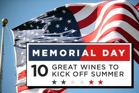 10 Great Wines for your Memorial Day Weekend | WineTransit.com