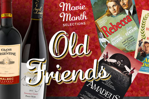 Movie Month: Return of Old Friends   WineMadeEasy.com