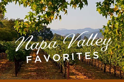 Napa Valley Favorites   WineMadeEasy.com