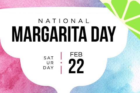 National Margarita Day - February 22nd! | WineDeals.com
