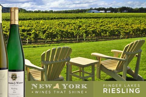 New York wines that shine - Finger Lakes Rieslings! | WineMadeEasy.com