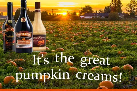 It's the Great Pumpkin Creams! | WineMadeEasy.com