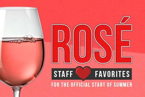Rose Staff Favorites to Kick Off Summer   WineMadeEasy.com